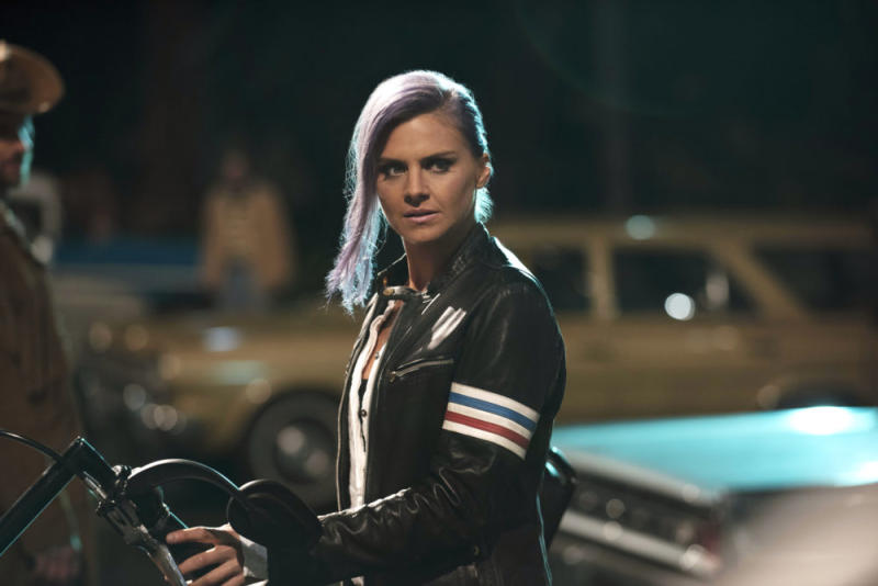 Prepare To See Eliza Coupe Like Youve Never Seen Her Before