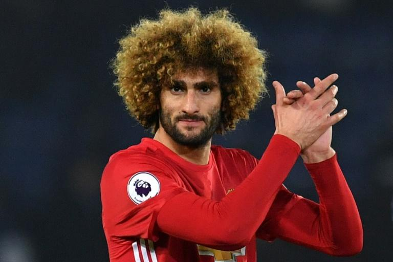 """They have great players, but we will show our quality there and see what happens,"" said Manchester United's Marouane Fellaini ahead of their FA Cup tie with Chelsea"