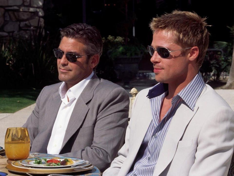 oceans 8 callbacks to oceans 11 danny and rusty