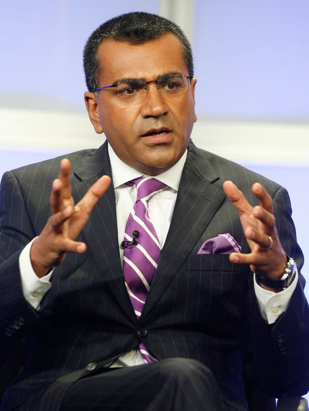 FILE PHOTO: 'Nightline' anchor Bashir takes part in a panel discussion at the ABC television network Summer press tour for television critics in Beverly Hills