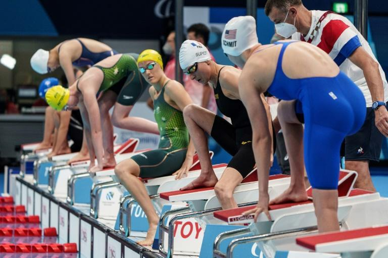 Debate is especially fierce over classification in the pool (AFP/Yasuyoshi CHIBA)