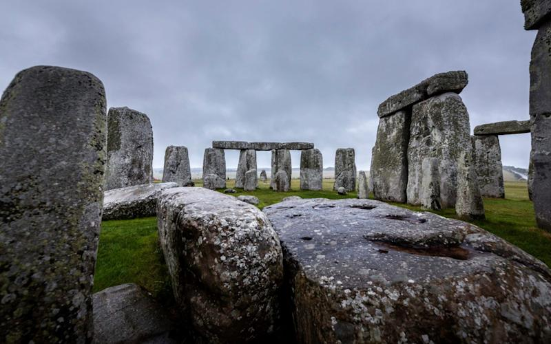 English Heritage have been forced to cancel visits for this year's autumn equinox at Stonehenge - Christopher Ison
