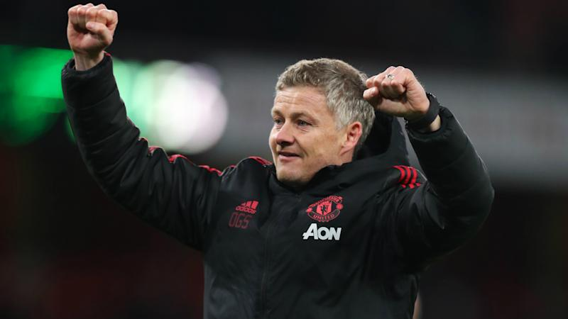 Solskjaer: If you can't handle risk, you don't belong at Manchester United