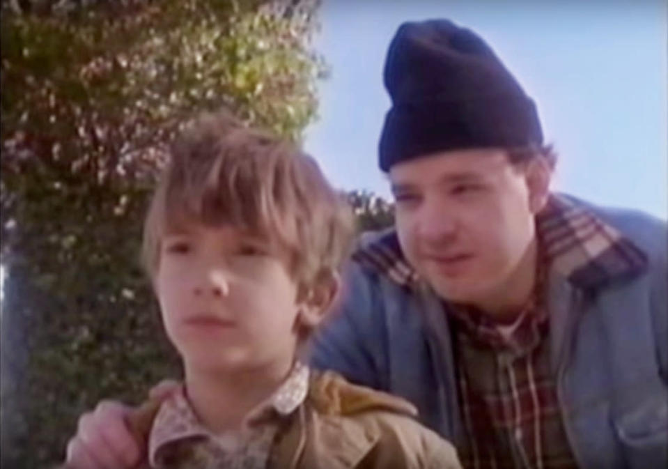 <p><b>Aired:</b> May 22, 1989 on NBC<br><b>Stars:</b> Corin Nemac, and, as a cop, Bryan Cranston<br><br><b>Ripped from the headlines about:</b> Steven Stayner (Emmy-nominated Nemac), a seven-year-old boy who was kidnapped, given a new name, and sexually abused for seven years, until he remembered his real name and turned his abuser, Kenneth Parnell, into the police. Stayner not only saved himself, but also another little boy Parnell had forced him to help kidnap. The real Steven was returned to his family, but the Stayners' heartbreaking story continued; never able to truly reconnect with his whole family or stop blaming himself for what Parnell had done to him, Steven served as a technical adviser on the movie, but was killed shortly afterwards in a 1989 motorcycle accident. Timothy White, the other boy Steven saved when he turned in Parnell, served as a pallbearer at Steven's funeral. Meanwhile, Steven's younger brother, Cary, is currently on death row in California after being convicted of killing four people in Yosemite in 1999.<br><br><i>(Credit: NBC)</i> </p>