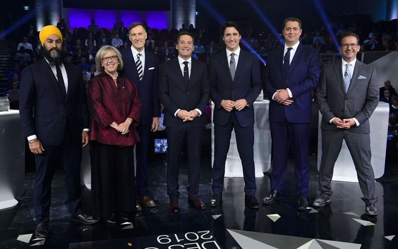 Reworked criteria needed for leaders' debates, commission concludes