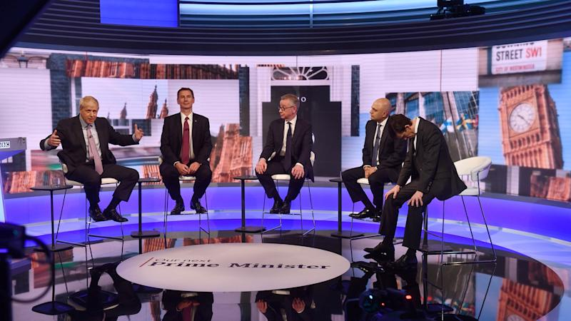 More than five million watch the BBC's Tory leadership debate