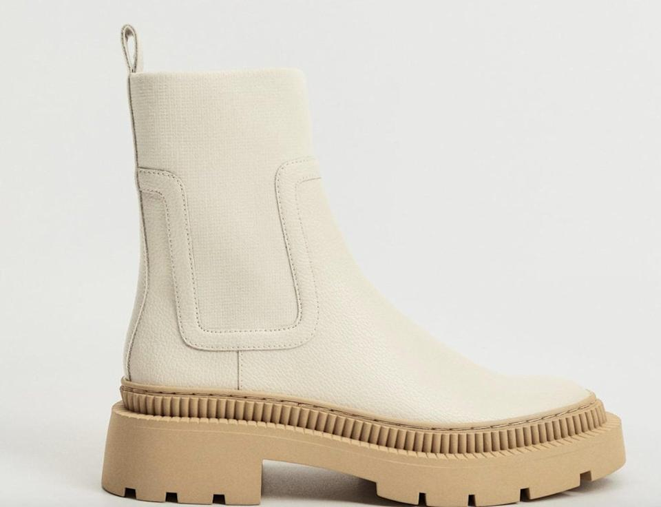 <p><span>Mango Track Outsole Boots</span> ($100)</p>