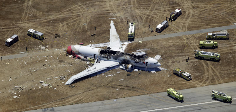 NTSB: Asiana captain worried about visual landing