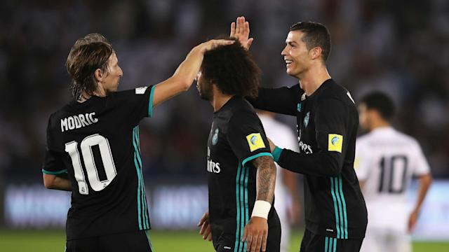 Real Madrid defeated Al Jazira 2-1 in the Club World Cup semi-finals, but it was far from plain sailing for the European champions.