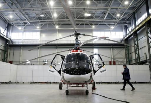 <p>Siberian helicopter maker has eyes on India</p>