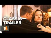 """<p>By night, they are deadly assassins. By day, they're the average married couple. John (Brad Pitt) and Jane (Angelina Jolie) are on a quest to kill each other...and they don't even know it.</p><p><a class=""""link rapid-noclick-resp"""" href=""""https://www.amazon.com/Mr-Mrs-Smith-Angelina-Jolie/dp/B001GJ9G90?tag=syn-yahoo-20&ascsubtag=%5Bartid%7C2139.g.35228875%5Bsrc%7Cyahoo-us"""" rel=""""nofollow noopener"""" target=""""_blank"""" data-ylk=""""slk:Stream it here"""">Stream it here</a></p><p><a href=""""https://www.youtube.com/watch?v=CZ0B22z22pI&ab_channel=MovieclipsClassicTrailers """" rel=""""nofollow noopener"""" target=""""_blank"""" data-ylk=""""slk:See the original post on Youtube"""" class=""""link rapid-noclick-resp"""">See the original post on Youtube</a></p>"""