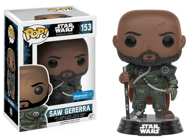 Saw Gererra Pop! Figure