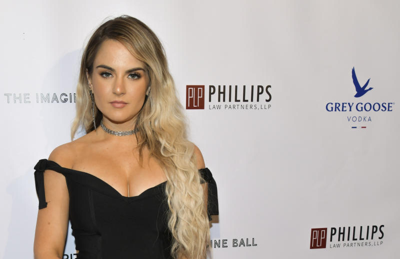 JoJo attends the 6th Annual Imagine Ball at The Peppermint Club on October 13, 2019 in Los Angeles, California. (Photo by Rodin Eckenroth/Getty Images)