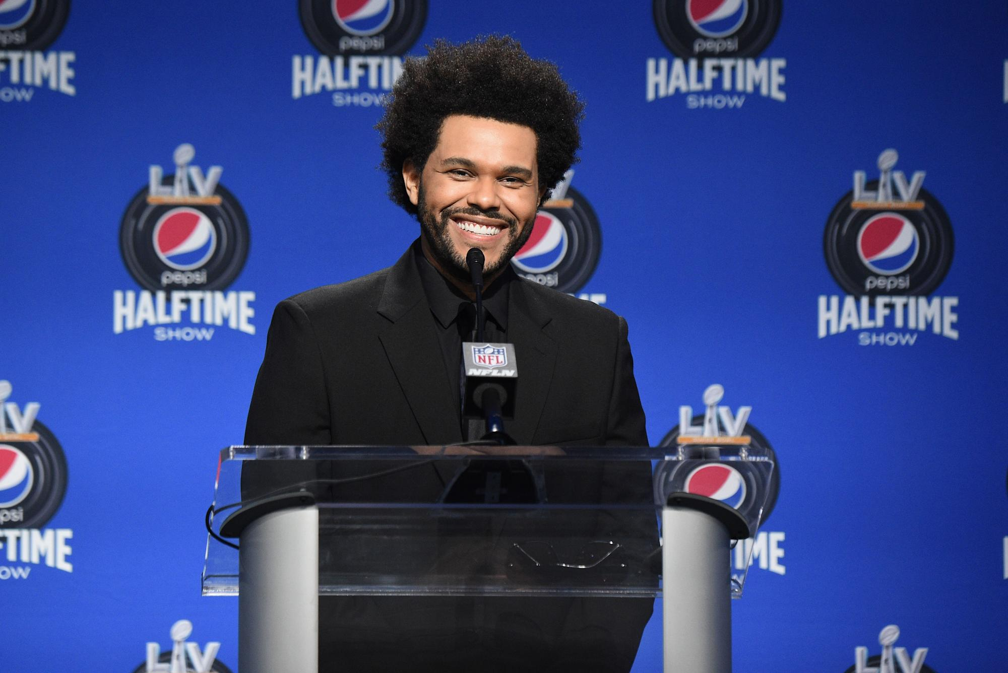 Super Bowl halftime performer The Weeknd promises show will be family-friendly - Yahoo Sports