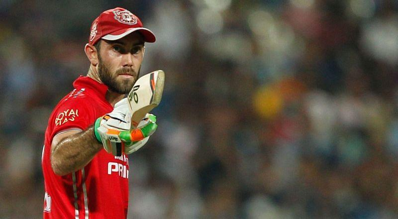 Glenn Maxwell went through the IPL 2020 without hitting even a single six