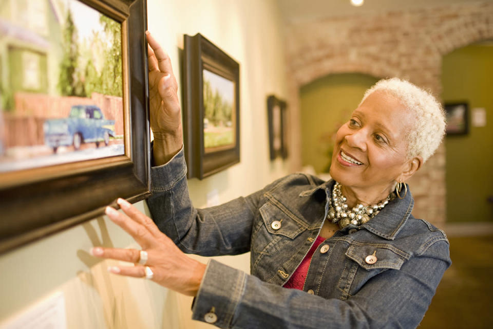 <p>Into Picasso and Matisse? Working in a gallery might be up your alley. Average hourly pay clocks in at nearly $15. (Getty) </p>