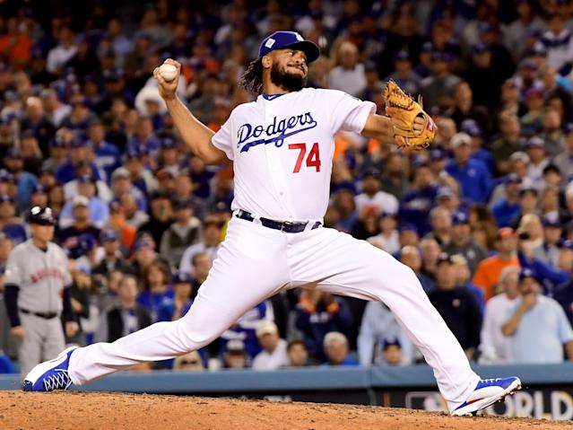 Kenley Jansen Is The Model Of A Modern Reliever