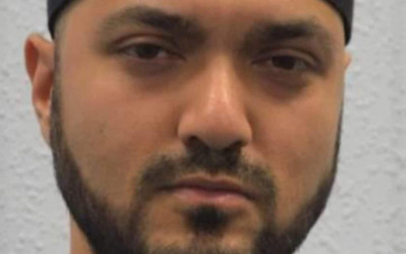 former Uber driver Mohiussunnath Chowdhury who has been jailed at Woolwich Crown Court for life with a minimum term of 25 years after being convicted of planning a terror attack at busy London tourist attractions. - PA