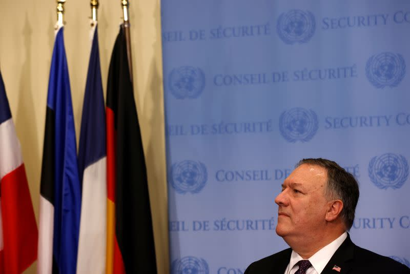U.S. Secretary of State Pompeo to visit Sudan in coming days