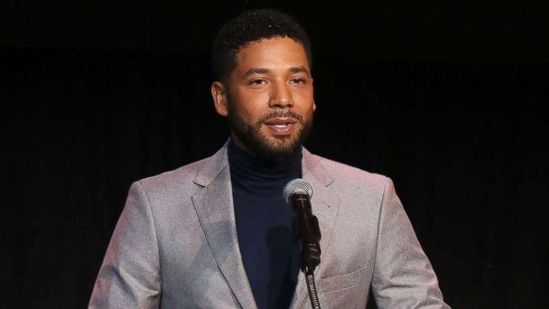 PHOTO: Jussie Smollett speaks at the Children's Defense Fund California's 28th Annual Beat The Odds Awards on Dec. 6, 2018 in Los Angeles. (Gabriel Olsen/Getty Images, FILE)