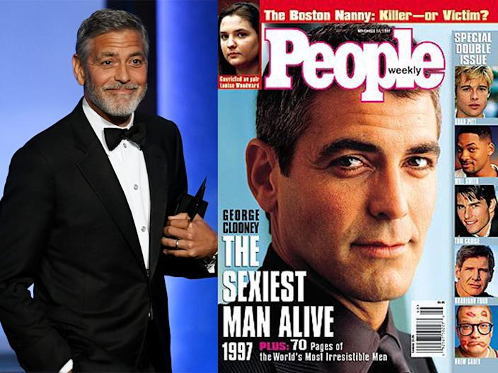 george clooney people sexiest man
