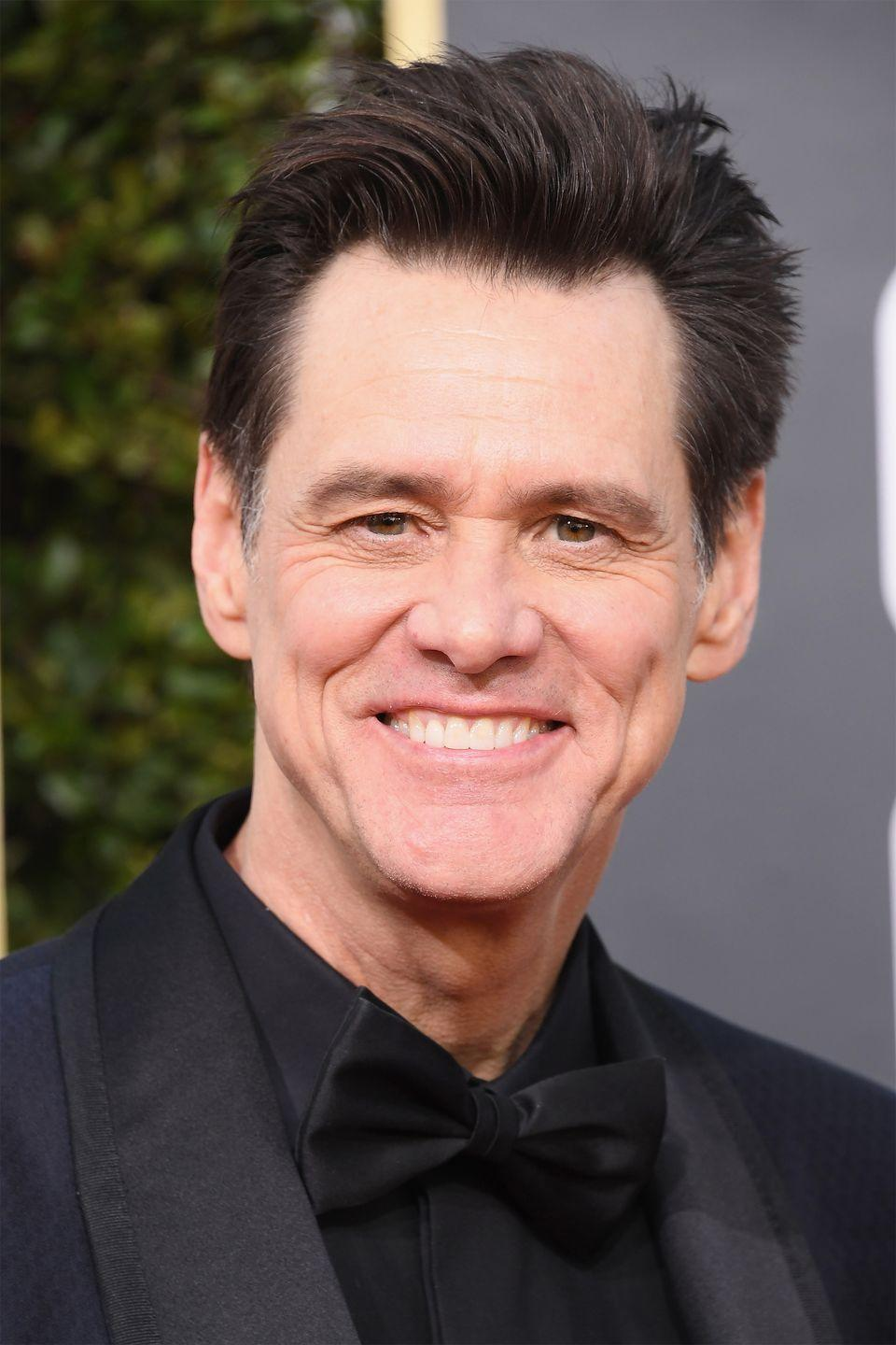 """<p>Jim Carrey <a href=""""http://www.eonline.com/photos/9003/high-school-dropouts/289961"""" rel=""""nofollow noopener"""" target=""""_blank"""" data-ylk=""""slk:dropped out"""" class=""""link rapid-noclick-resp"""">dropped out</a> of school not to pursue acting, but to help support his family financially.</p>"""