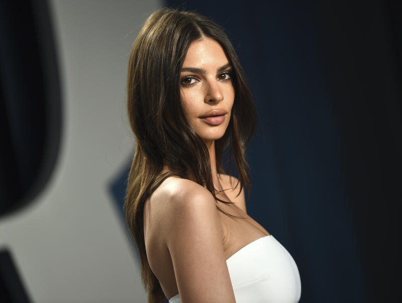 Emily Ratajkowski (Photo by Evan Agostini/Invision/AP)