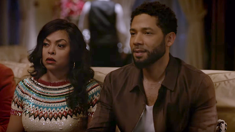 'Empire' Sneak Peek: Jussie Smollett Makes Impulsive Wedding Decision in His Last Season 5 Episode (Exclusive)