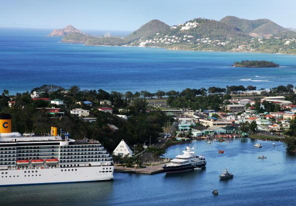 <p>Another glossed over honeymoon spot, Indians can obtain a visa on arrival to <b>St. Lucia</b> for a maximum stay of 6 weeks by paying a fee of $50 and holding proof of sufficient funds to cover their stay. St. Lucia has an amazing scene for scuba diving</p><p>Photo: Getty Images</p>