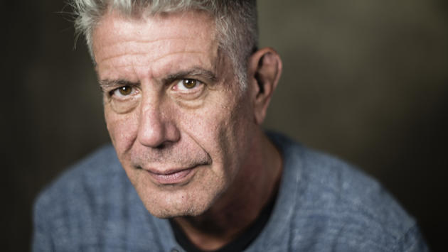 Anthony Bourdain Remembered By Hollywood