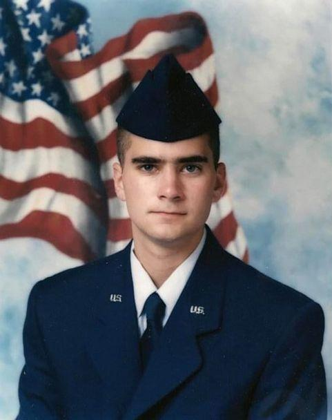 PHOTO: A photo of Capitol Police officer Brian Sicknick in 1997 during basic training from the New Jersey National Guard. (New Jersey National Guard)