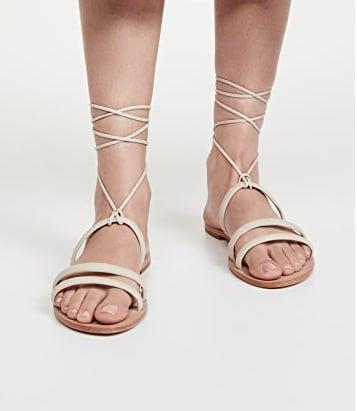 "<p>These add a playful touch to any dress.</p> <p><a href=""https://www.popsugar.com/buy/Kaanas-Flamengo-Sandals-573301?p_name=Kaanas%20Flamengo%20Sandals&retailer=shopbop.com&pid=573301&price=97&evar1=fab%3Aus&evar9=47446893&evar98=https%3A%2F%2Fwww.popsugar.com%2Ffashion%2Fphoto-gallery%2F47446893%2Fimage%2F47463244%2FKaanas-Flamengo-Sandals&list1=sandals%2Cshoes%2Ctrends%2Csummer%2Cfashion%20shopping&prop13=api&pdata=1"" class=""link rapid-noclick-resp"" rel=""nofollow noopener"" target=""_blank"" data-ylk=""slk:Kaanas Flamengo Sandals"">Kaanas Flamengo Sandals</a> ($97, originally $139) </p>"