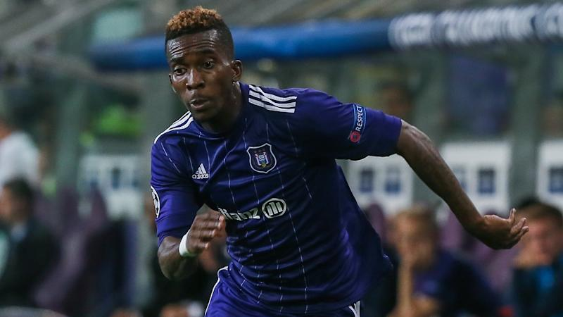 Injury took World Cup away from Onyekuru, not Anderlecht