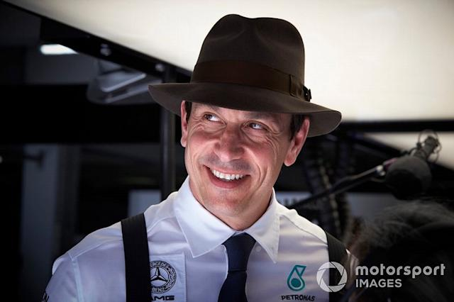 "Toto Wolff, Team Principal, Mercedes AMG <span class=""copyright"">Steve Etherington / Motorsport Images</span>"