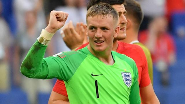 The Everton keeper starred for the Three Lions at World Cup 2018, with an international predecessor expecting another big-money transfer to be made
