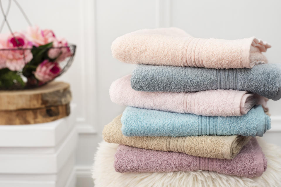 These top-rated bath towels are the bathroom addition we all need. (Getty Images)