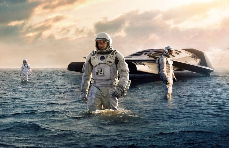 Interstellar key art