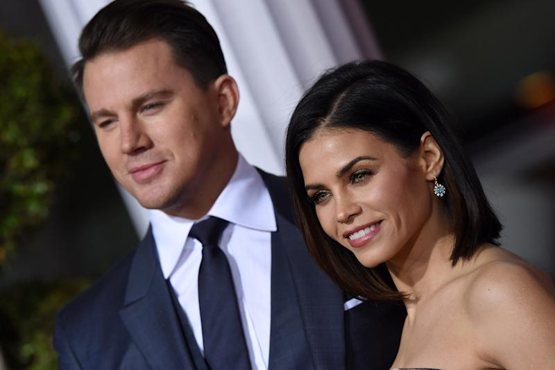 Jenna Dewan Tatum and Channing Tatum have a 4-year-old daughter.  (Axelle/Bauer-Griffin via Getty Images)