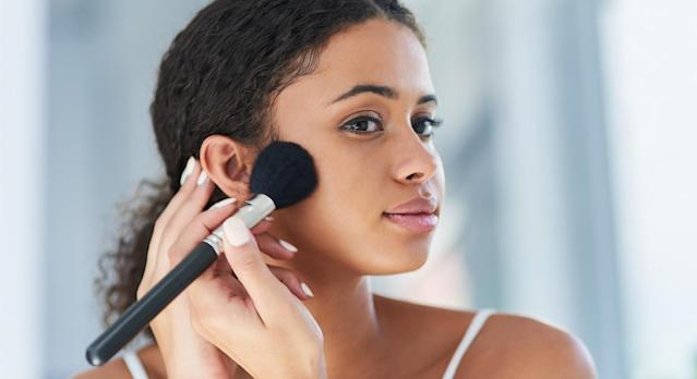 """Laura Mercier's Translucent Setting Powder sells every 10 minutes as customers hail it a must have for a """"flawless"""" complexion. (Getty Images)"""