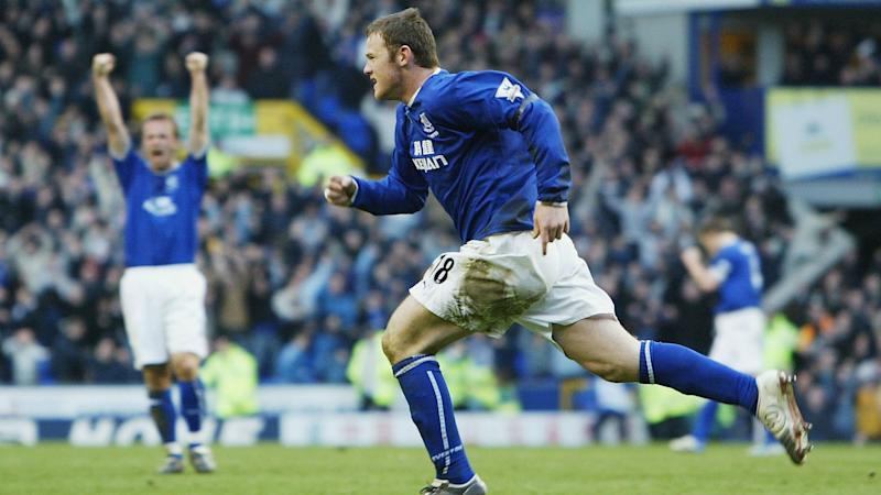 7592c93f36b Wayne Rooney s Everton return  Where are his former Toffees team ...