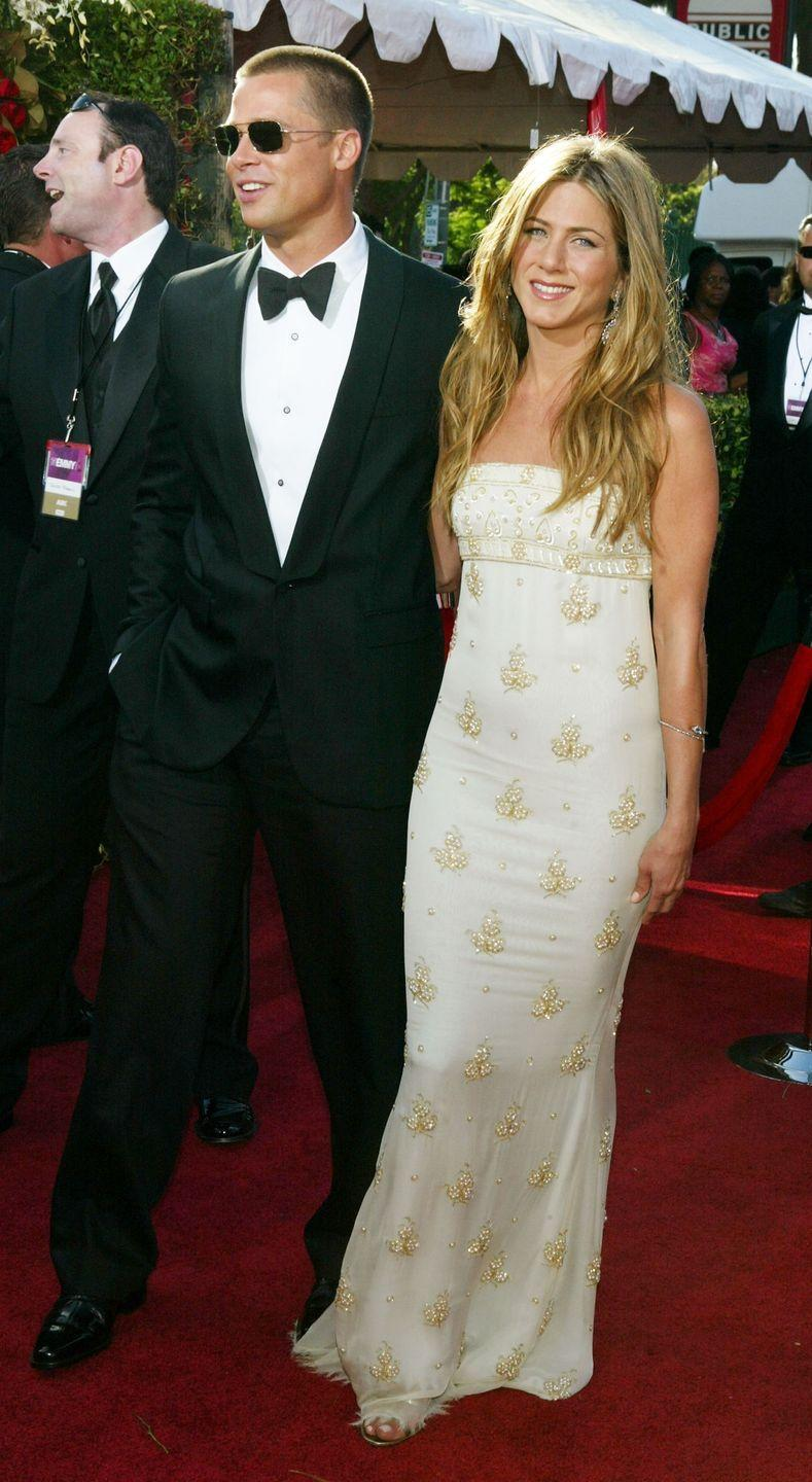 <p>Not long after the 2004 Emmys, Jen and Brad got a divorce. The couple was married for five years before they finalized their divorce in 2005. </p>