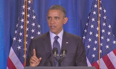 Syria: Obama Warns Against Chemical Warfare