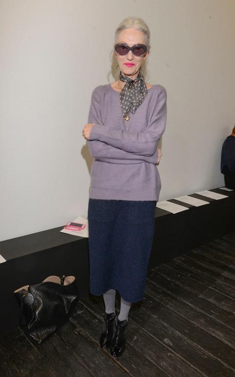 linda rodin - Credit: Getty Images