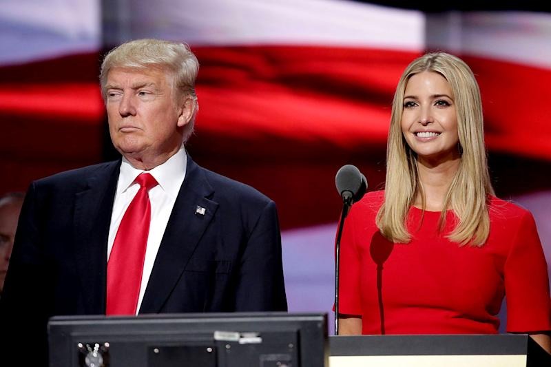 Trump Says Daughter Ivanka Would Be a 'Dynamite' UN Ambassador, but She Says 'It Won't Be Me'