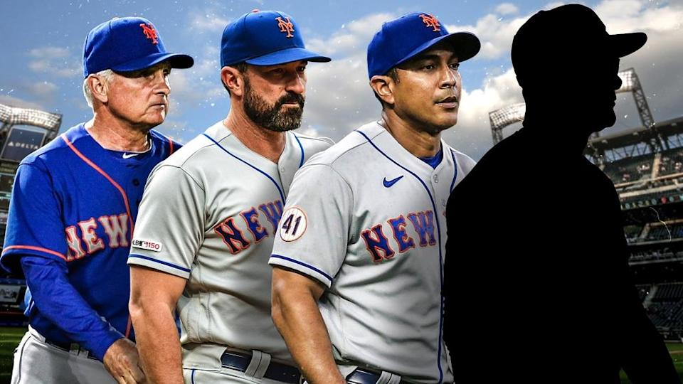 Terry Collins, Mickey Callaway, Luis Rojas new Mets manager treated image