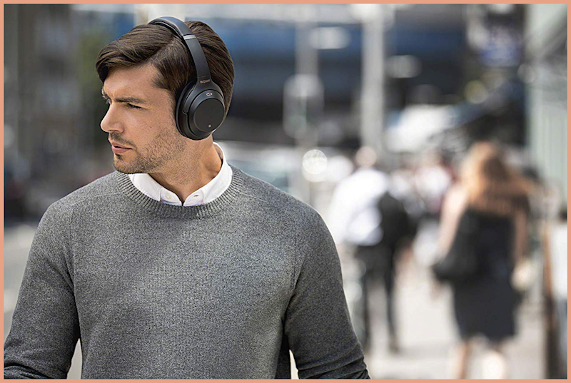 Get a pair of Sony WH-1000XM3 Noise-Canceling Headphones for $248, today only. (Photo: Sony)