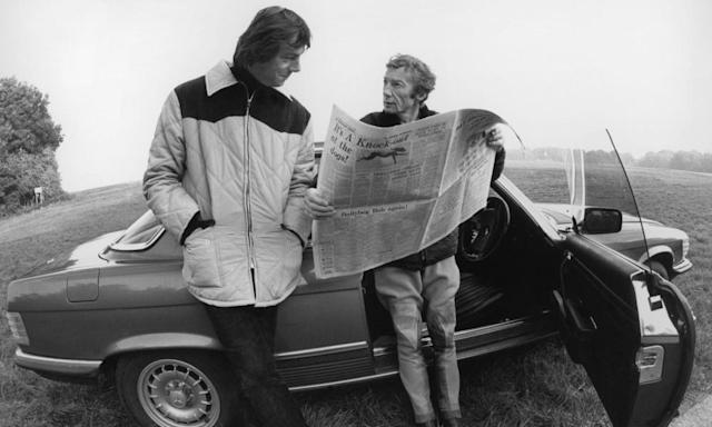 "<span class=""element-image__caption"">Trainer Henry Cecil and Lester Piggott during their association in the 1970s.</span> <span class=""element-image__credit"">Photograph: Chris Smith/Getty Images</span>"