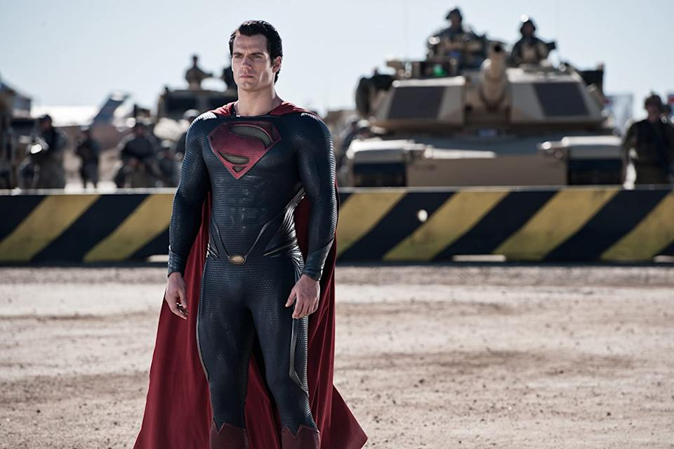 Henry Cavill is still holding out hope for a Superman return (Image by Warner Bros)