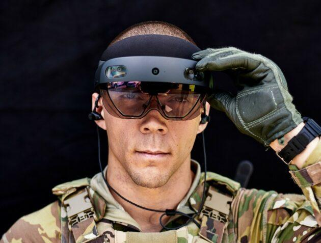 The Department of Defense is funding an effort to use 5G to support mission planning, training and operations using augmented reality or virtual reality. (U.S. Army Photo)