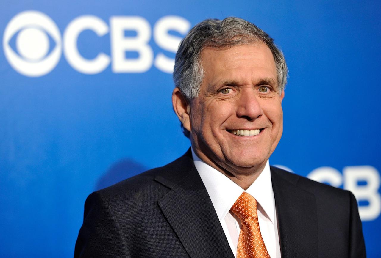 <p>No. 9: CEO Leslie Moonves<br />Company: CBS Corp.<br />Compensation: $83,645,290<br />(AP Photo/Evan Agostini, File) </p>